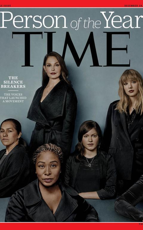 Capa da revista Time