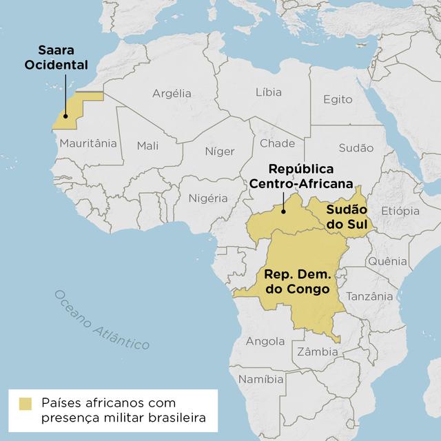 Brasil na África
