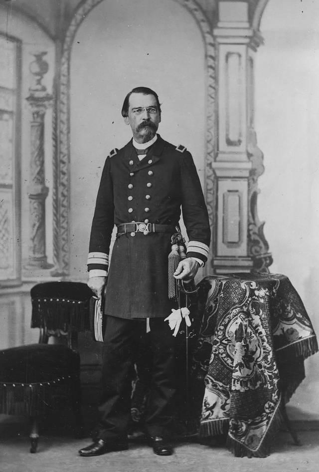 Benjamin Constant Botelho de Magalhães, um dos líderes do golpe republicano