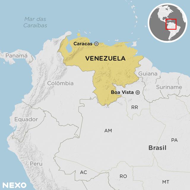 Migração venezuelana