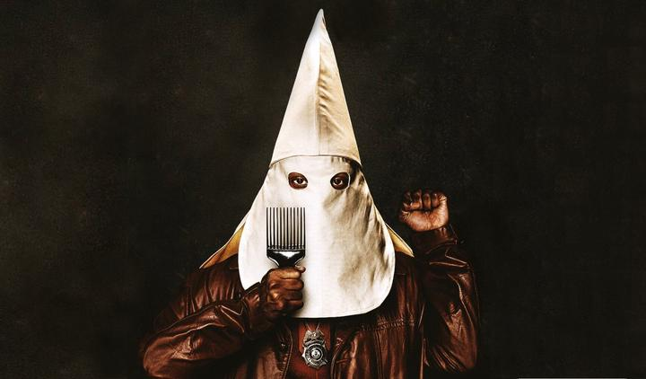 Cartaz do filme 'BlackkKlansman', de Spike Lee