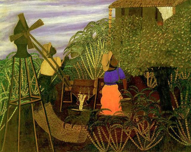 'Moenda' (1951), de Heitor dos Prazeres