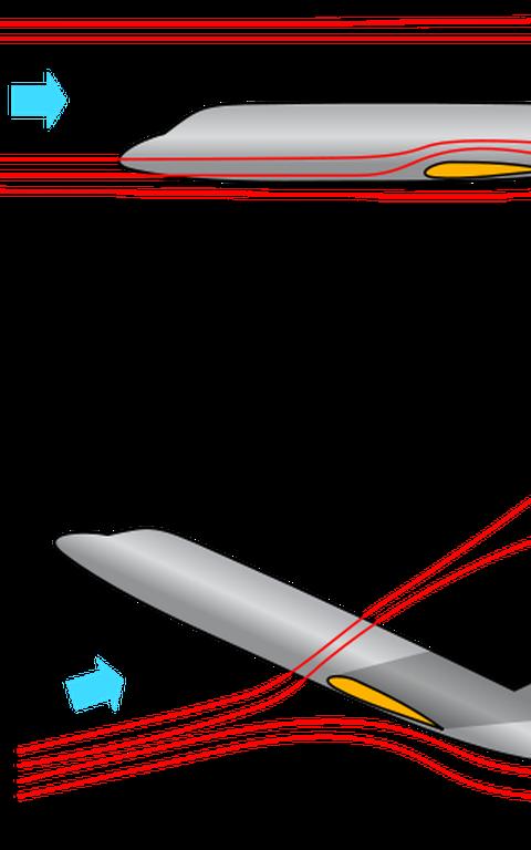 Um desenho que mostra o funcionamento do estol