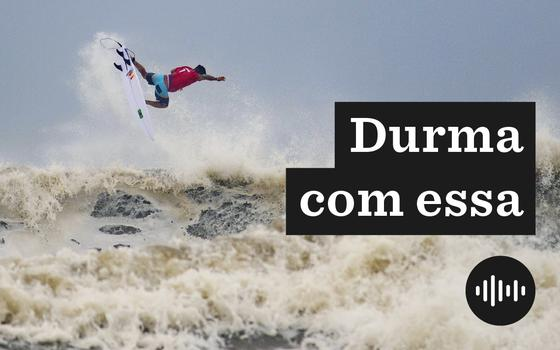 A Olimpíada rejuvenesce. E o Brasil surfa nessa onda