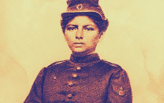 'Jovita Alves Feitosa': uma voluntária da Guerra do Paraguai