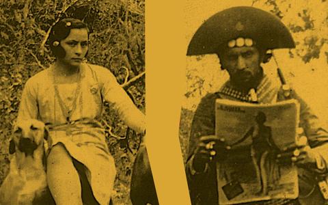 'Lampião e Maria Bonita': uma ficção coletiva do cangaço