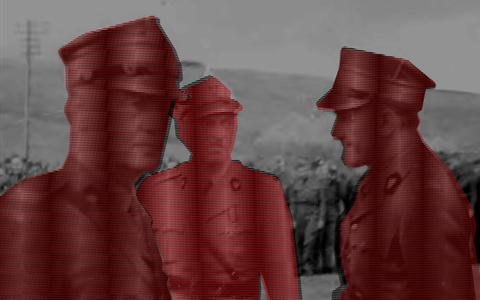 'Lasca': a violência das forças de segurança soviéticas
