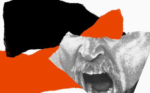 'O artista da faca': a nova identidade de Francis Begbie