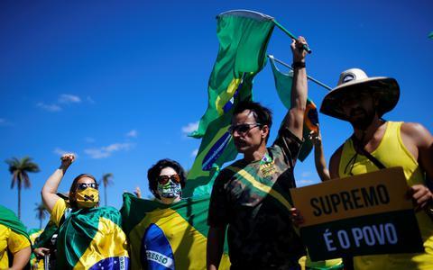 Av. Paulista será ocupada por bolsonaristas no 7 de setembro