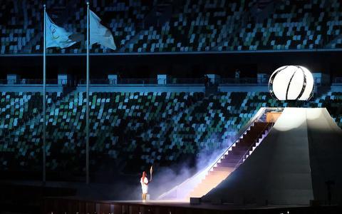 A história da Olimpíada de Tóquio em fotos