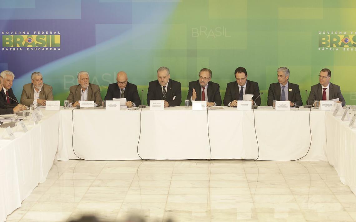 Grupo criado para debater reforma da Previdência se reuniu no Planalto