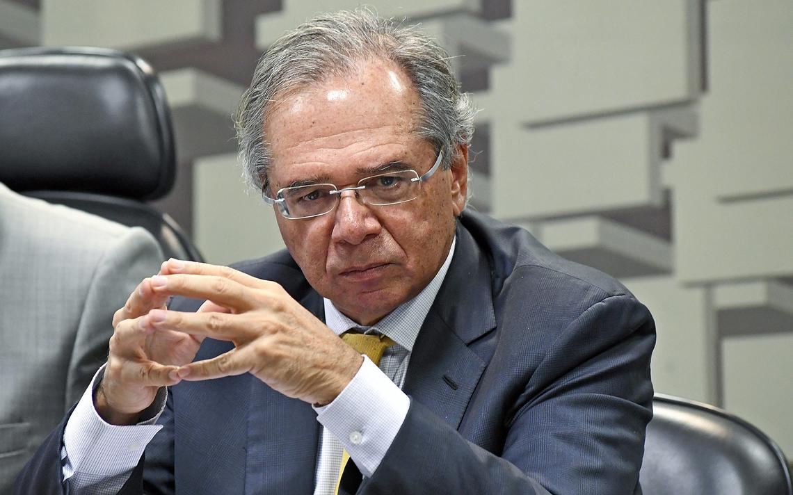 Paulo Guedes criticou a aprovação da PEC em audiência com senadores