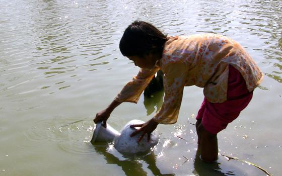 O que a ciência tem feito para transformar água suja em água potável