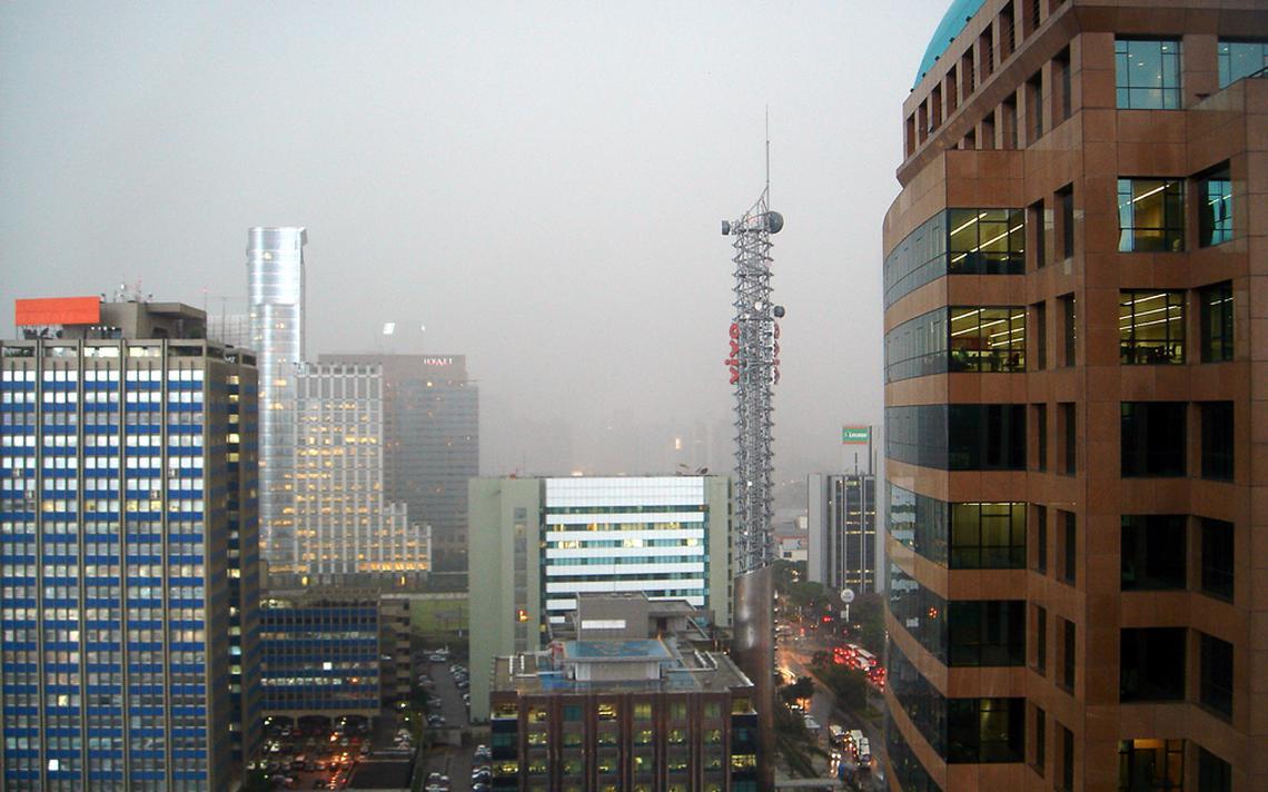 Frio e chuvas em São Paulo não são comuns para essa época do ano