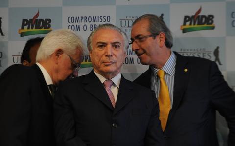 Quais pontos do plano do PMDB colocam o partido de um lado e Dilma do outro