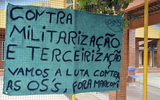 O que falta explicar sobre a terceirização das escolas em Goiás
