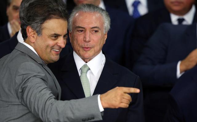 Resultado de imagem para PSDB SE DIVORCIA DO POVO E PULA NO CAIXÃO DE TEMER