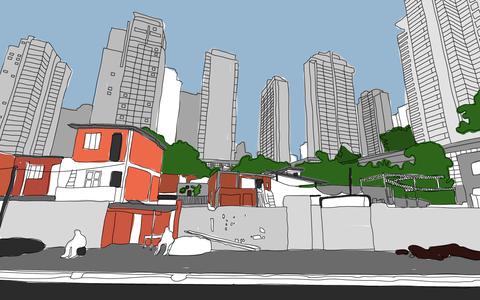 'A cidade dos ricos e a dos pobres': uma nova questão urbana