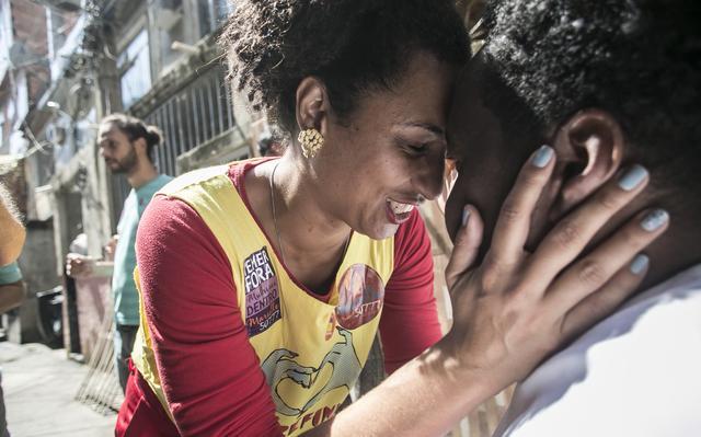 O assassinato de Marielle um ano depois, segundo 4 deputadas