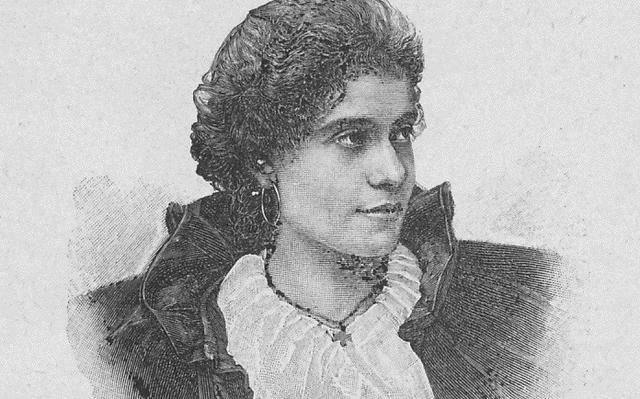 Poetisa italiana foi a primeira mulher a entrar para a academia de intelectuais da época