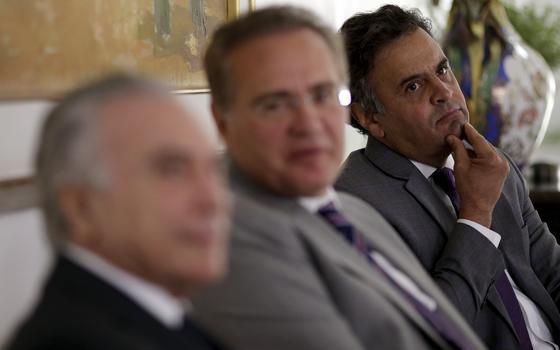 Qual a pauta política colocada pelo PSDB para apoiar Temer