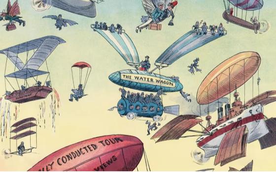 Como um futurólogo de 1900 imaginava o mundo do século 21