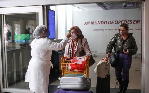 EUA vão liberar entrada de viajantes vacinados em novembro