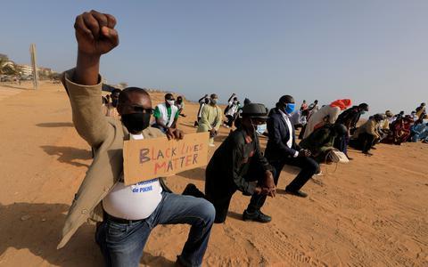 Quais os reflexos dos protestos antirracistas na África
