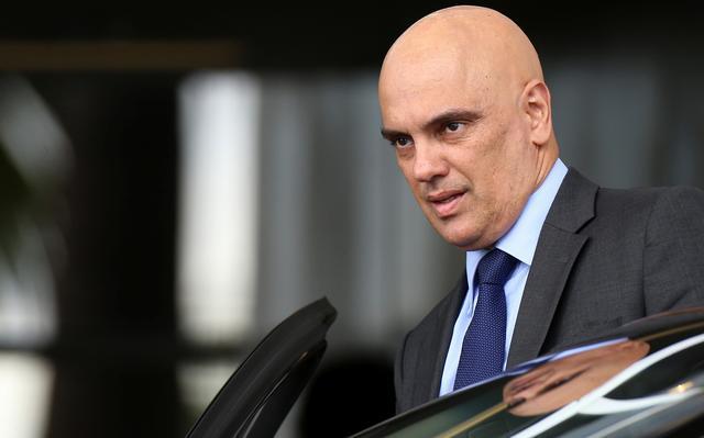 Ministro da Justiça Alexandre de Moraes