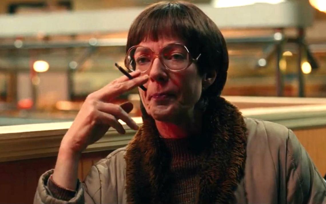 Allison Janney em 'Eu, Tonya'