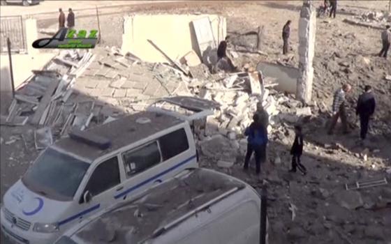Mais 4 hospitais atacados na Síria. O que o direito diz sobre isso