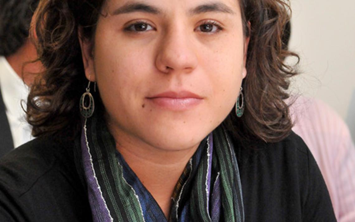 Anaí Rodrigues, defensora pública