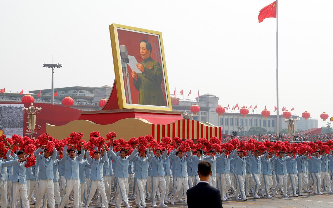 Aniversário da Revolução Chinesa