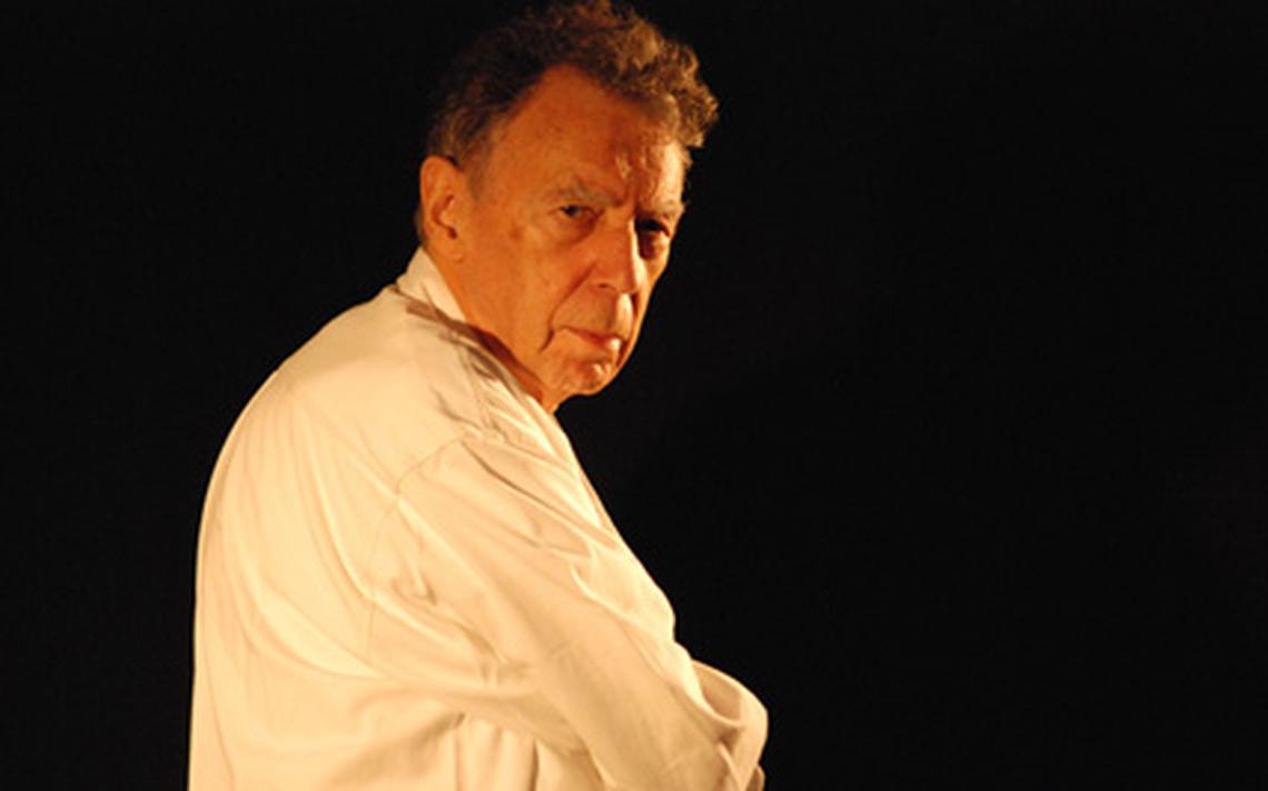 O diretor teatral Antunes Filho, que morreu em maio de 2019