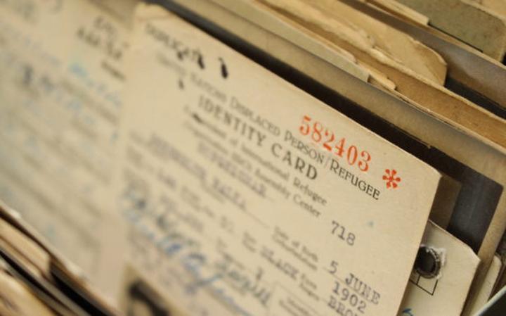 O acervo com milhões de documentos do holocausto