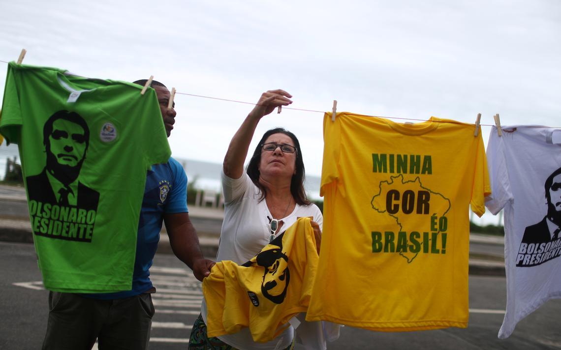 Apoiadora Bolsonaro