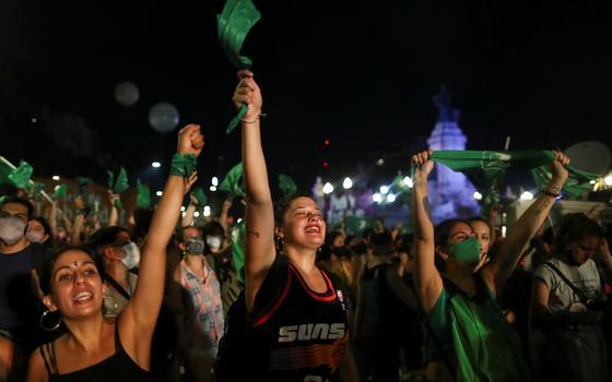 A descriminalização do aborto na Argentina. E a situação no Brasil