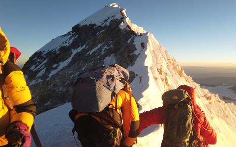As lições econômicas que podem ser tiradas do Monte Everest
