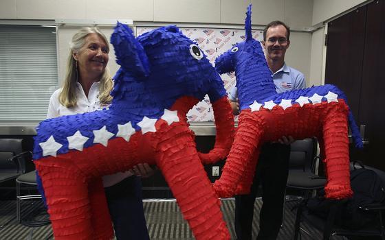 Por que os democratas são asnos e os republicanos, elefantes