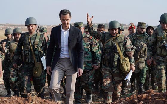 Como Assad recobra poder e se firma na Síria