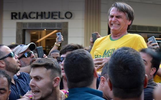 A disputa de narrativas no Twitter sobre a facada em Bolsonaro
