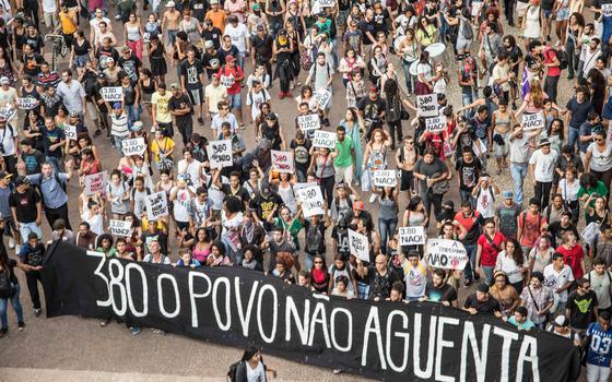 Brasil avançou, representação política não, diz Leonardo Avritzer