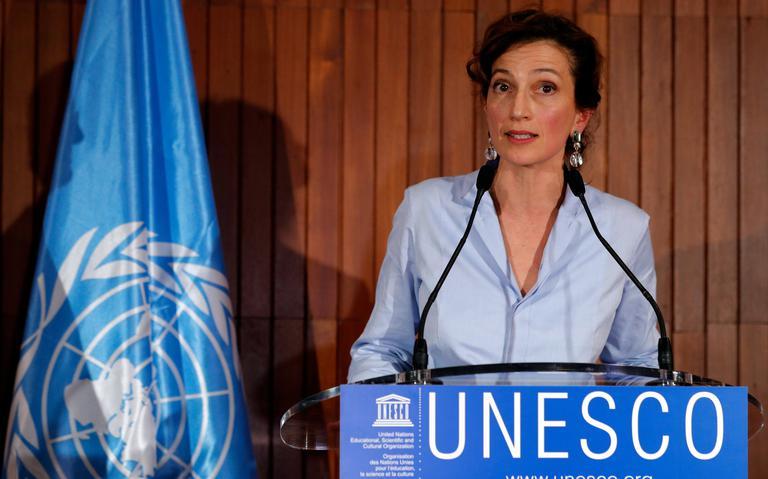 A ex-ministra da Cultura da França Audrey Azoulay, escolhida a nova diretora-geral da Unesco