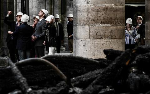 Quantas vidas vale o incêndio da catedral de Notre Dame?