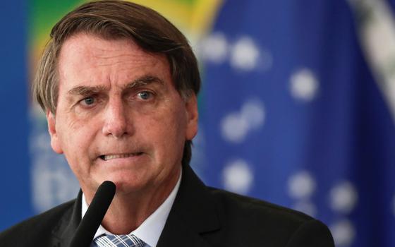 Bolsonaro pede que conta de luz só suba após de 7 de setembro