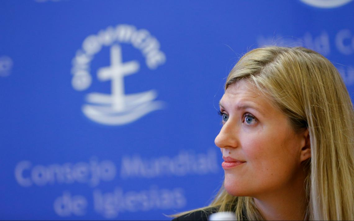 Beatrice Fihn Ican