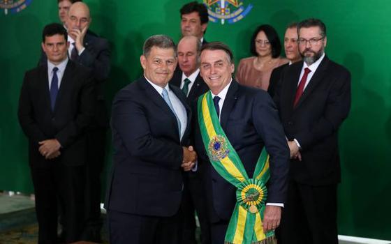 O que há na carta que Bebianno deixou para Bolsonaro