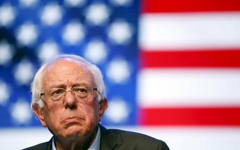 O que faz um socialista na eleição presidencial americana