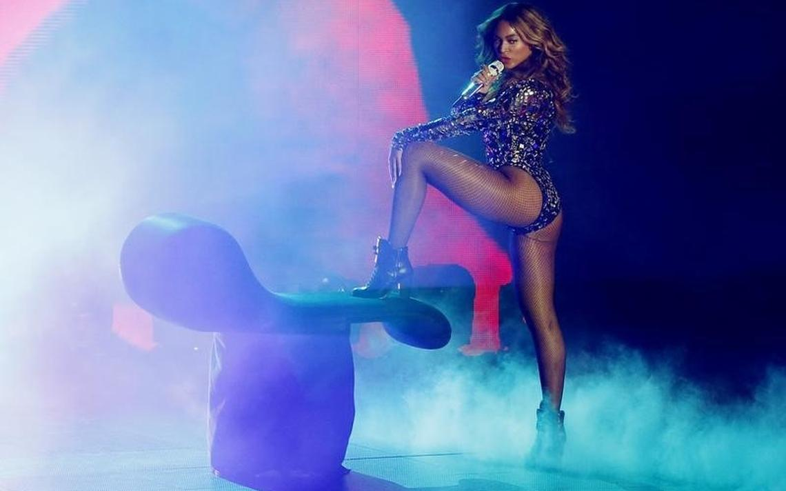 Beyoncé nos MTV Video Music Awards de 2014
