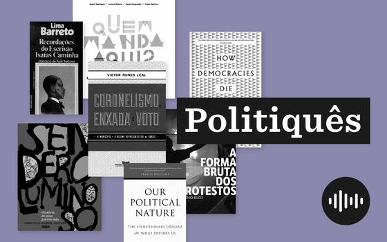 Biblioteca 'Politiquês': as dicas de livros dos convidados de 2018